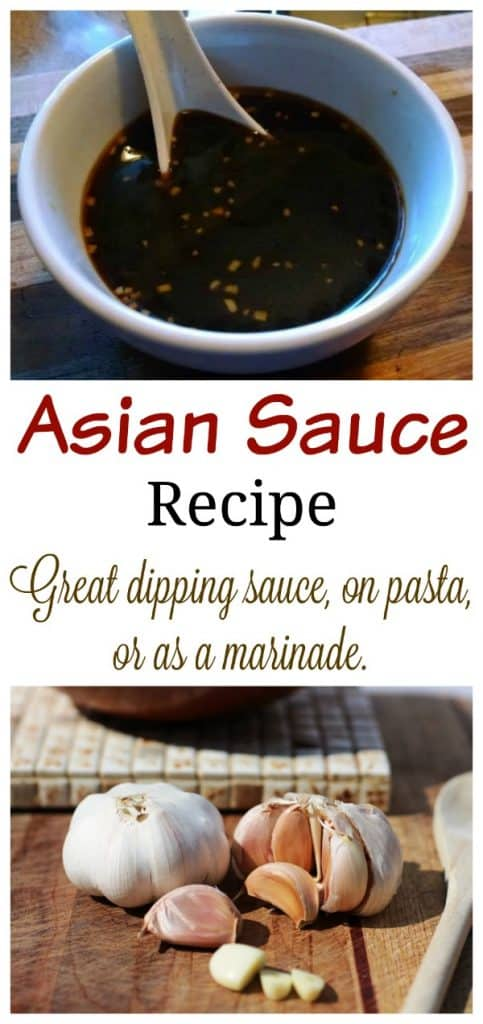Asian Sauce Recipe