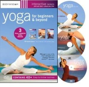 yoga for beginners dvd