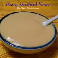 Honey Mustard Recipe | No Mayo