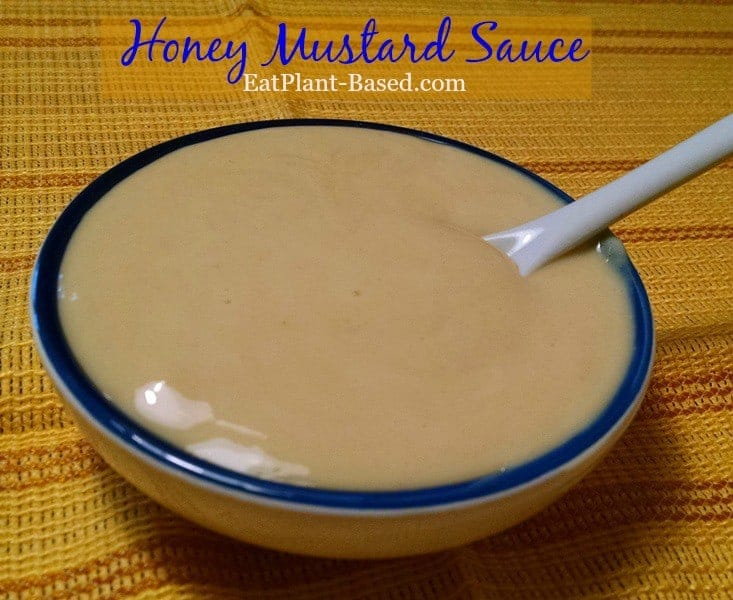 Honey Mustard Recipe | No Mayo