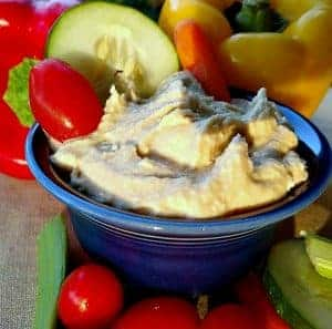 Easy Vegan Hummus | Oil-Free