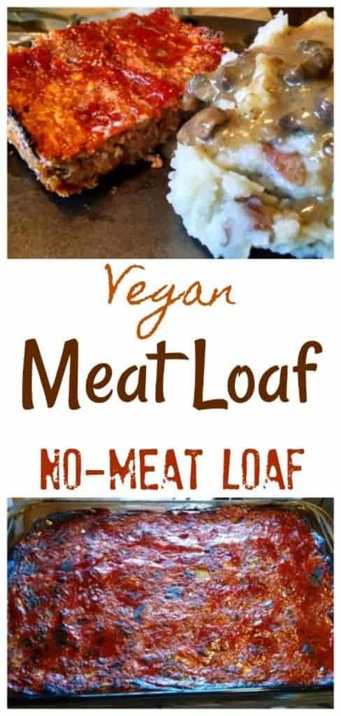 Vegan Meat Loaf
