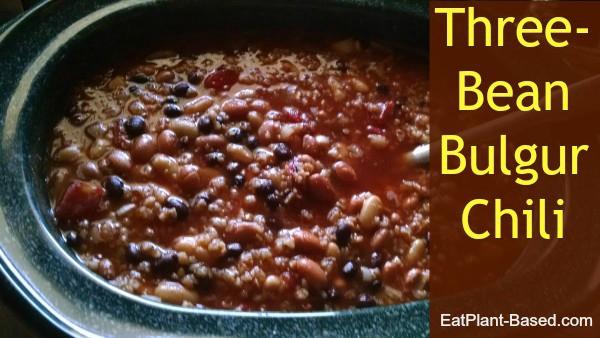 Crock Pot Vegan Chili Eatplant Based
