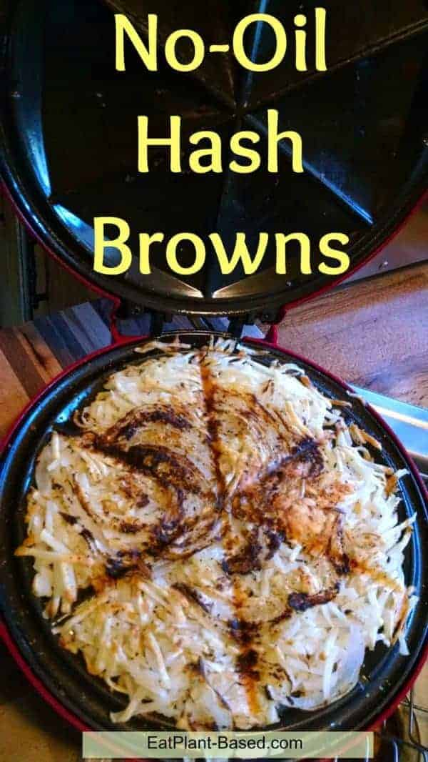 No-Oil Hash Browns