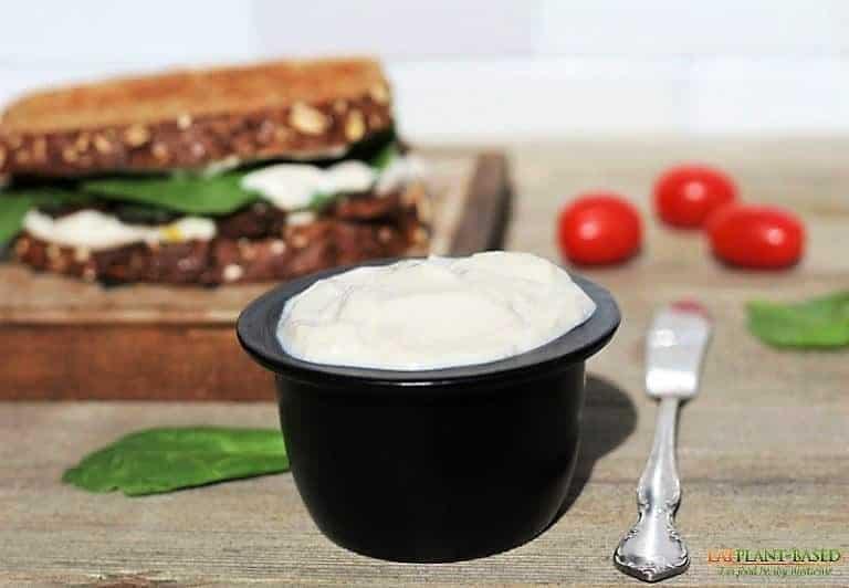 vegan egg free mayonnaise