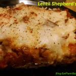 Lentil Shepherd Pie