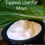 Easy, Low-Fat, Eggless Mayo