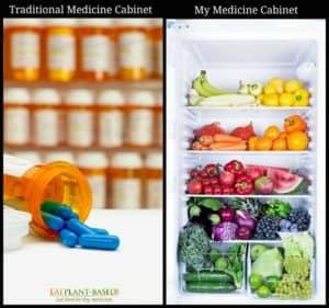 Plant Based Medicine Cabinet