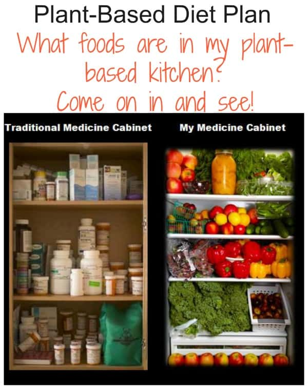 Plant Based Kitchen Pictures