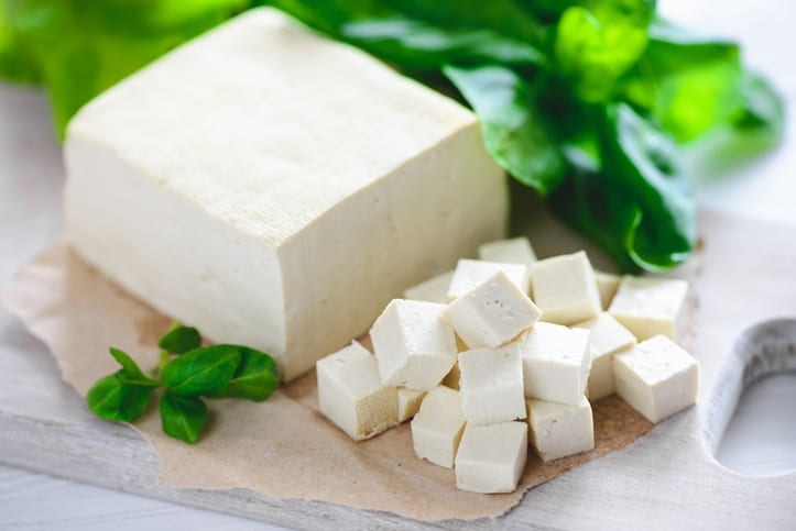 nutrition in tofu