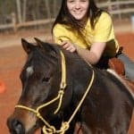 Overcoming an Eating Disorder with Horses and a Plant-Based Diet