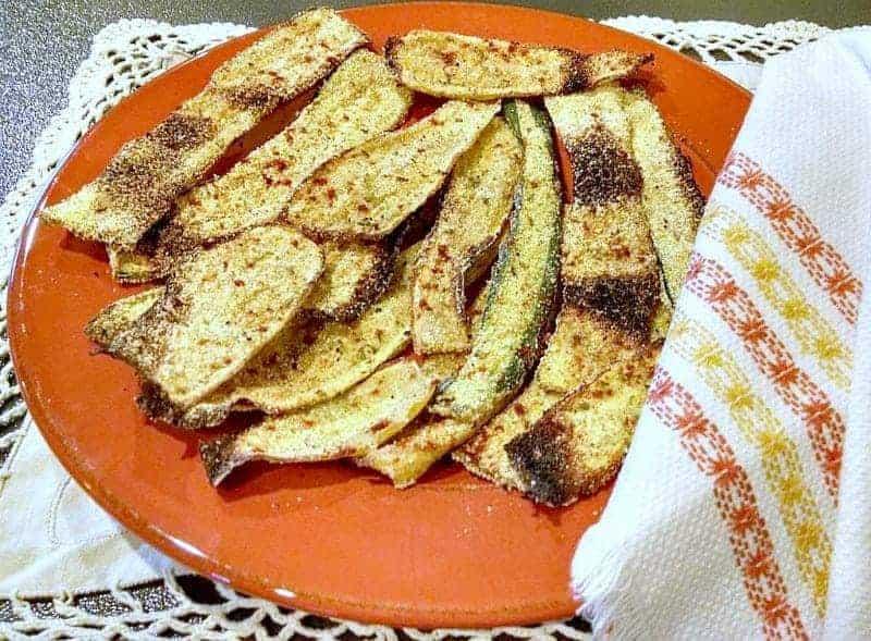 baked zucchini and squash recipe