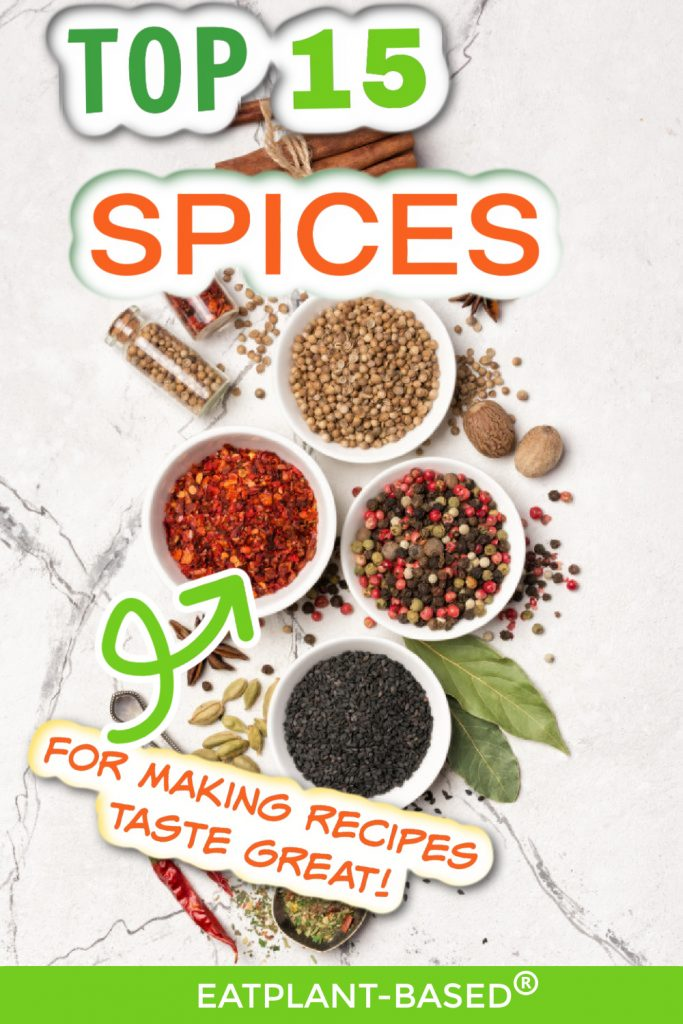 photo collage for top spices