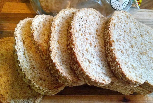 Bread for french toast