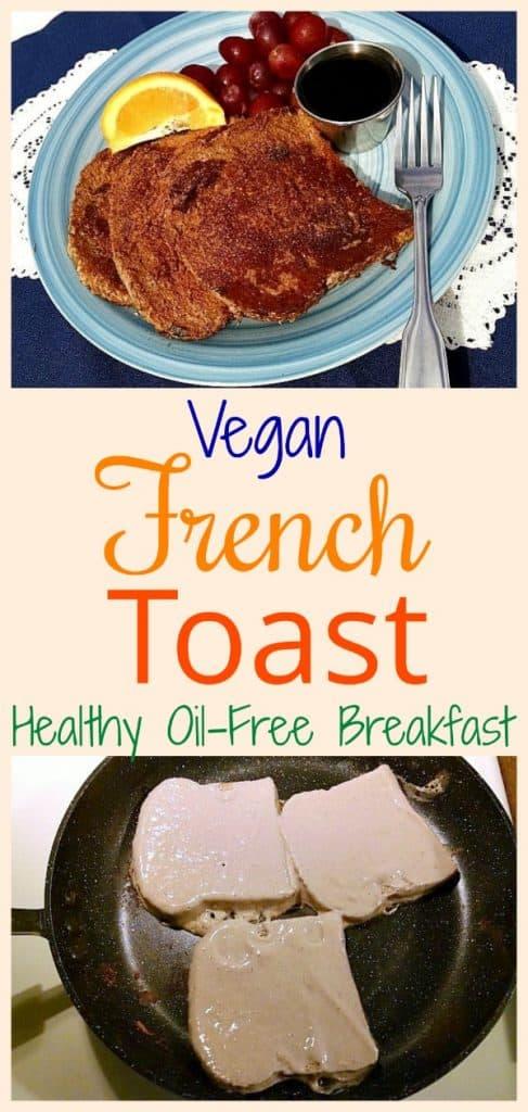 vegan french toast