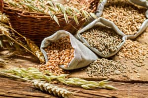 whole grains eat plant based