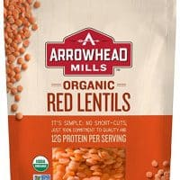 Arrowhead Mills Organic Red Lentils, 16 oz