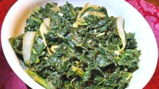 Best Braised Kale Recipe
