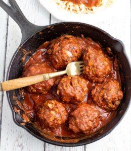 Easy Vegan Meatballs