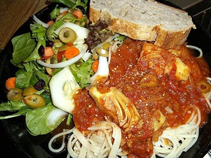 Easy Vegan Pasta - Dinner in 20 Minutes!