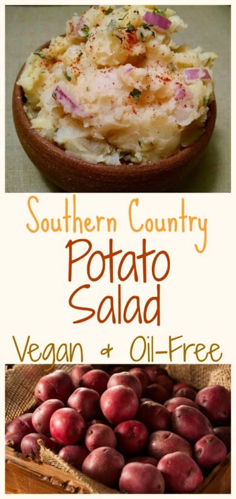 Vegan Country Potato Salad