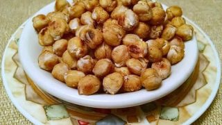 Chickpeas Roasted Snack | Salt & Vinegar