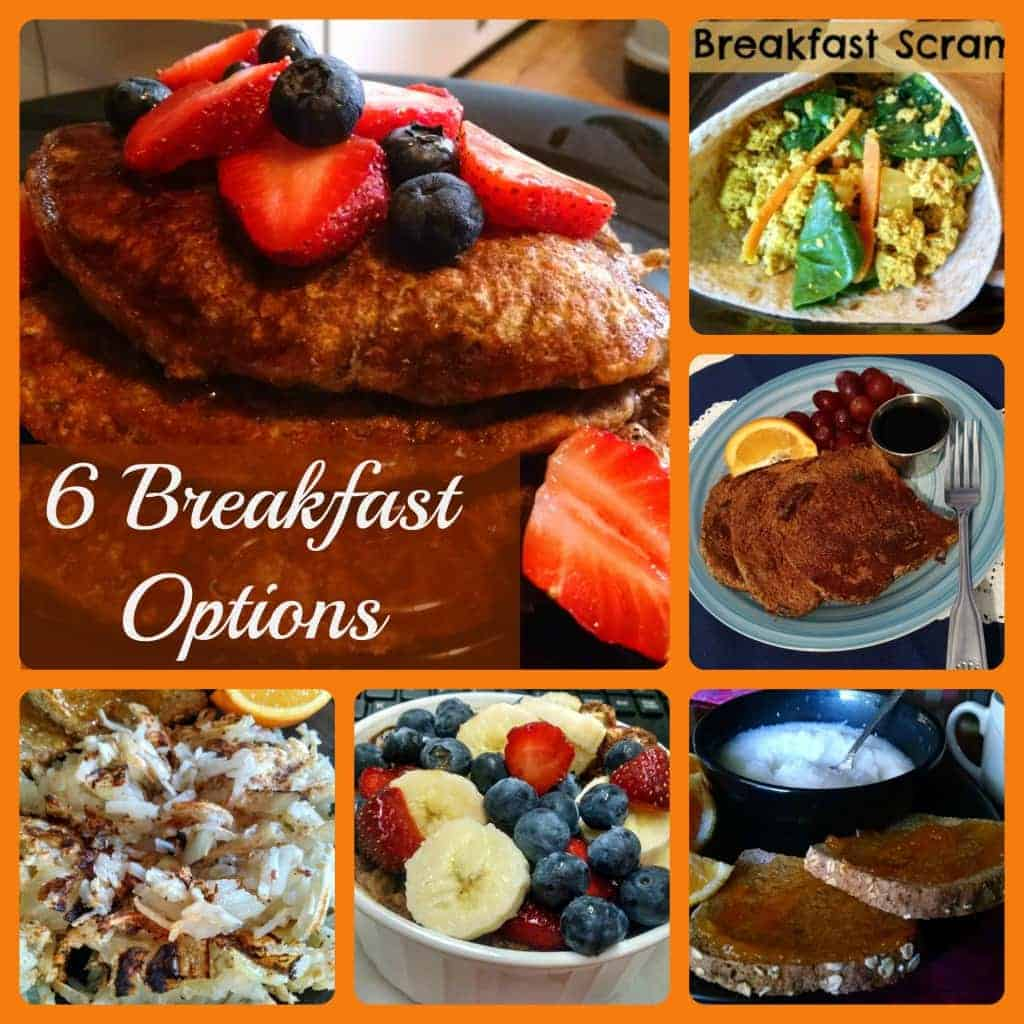 PicMonkey Breakfast Collage