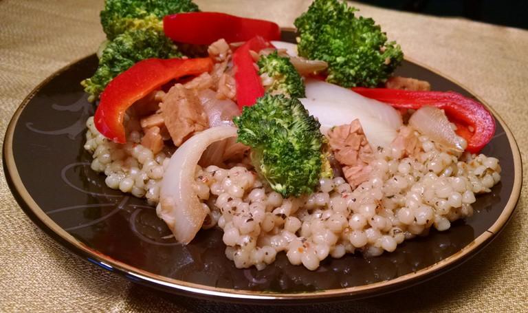 Tempeh Broccoli Saute 6