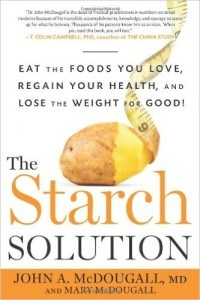 the starch solution book by dr. john mcdougall