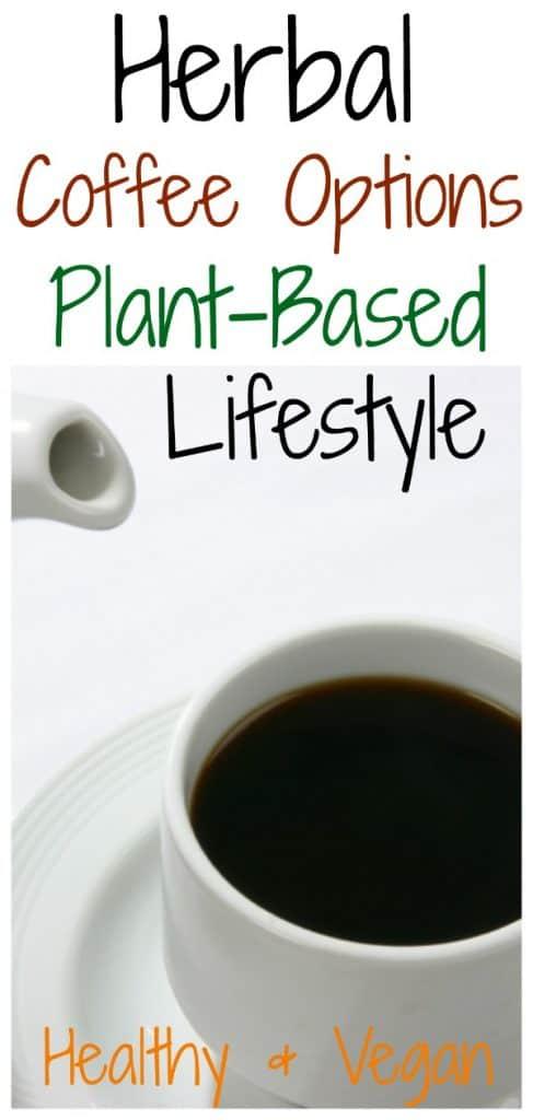 herbal coffee options