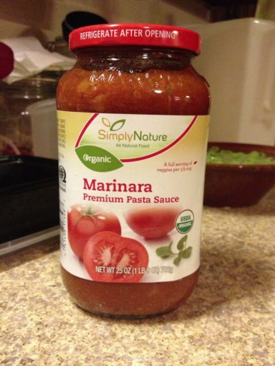 easy vegan pasta recipes. marinara