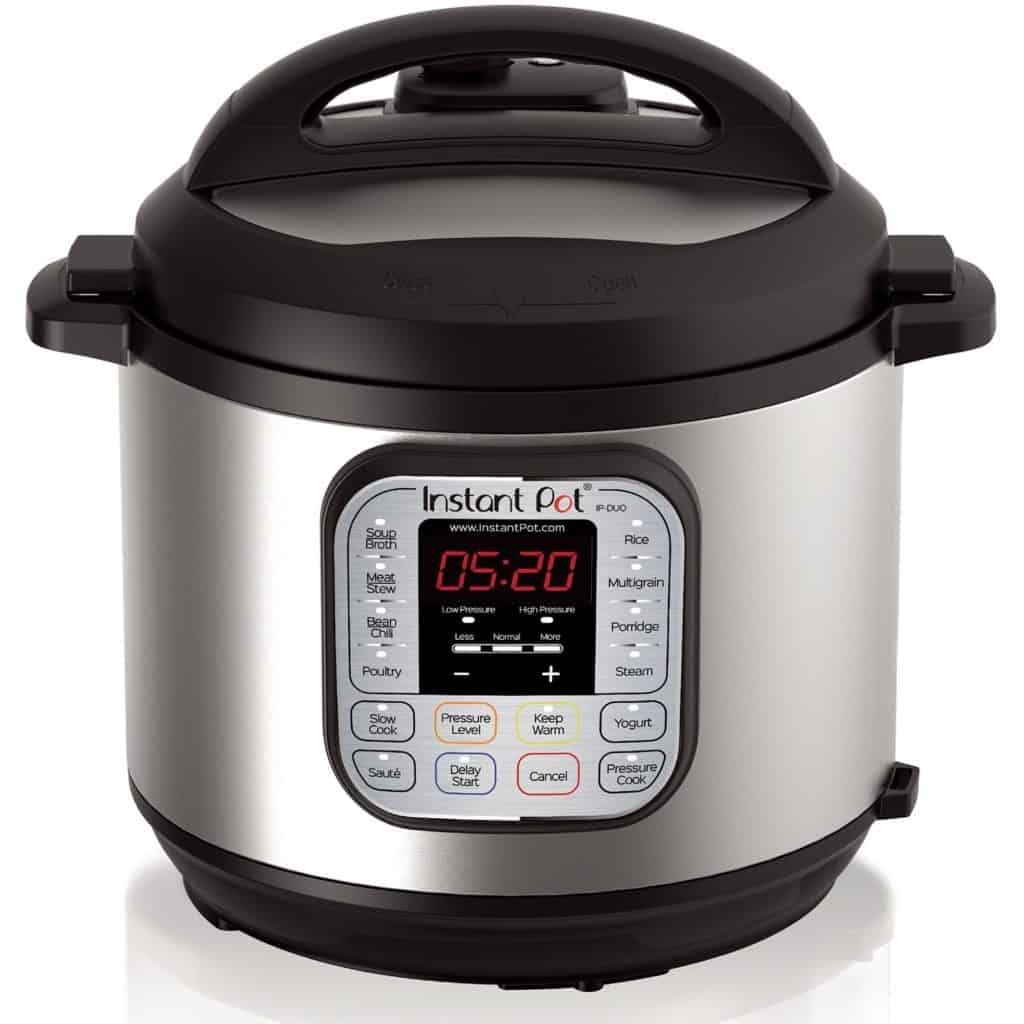 instantpot for making black beans