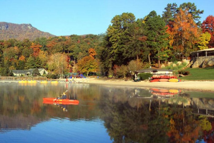 lake-lure-kayak