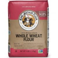 King Arthur Flour Premium 100% Whole Wheat Flour