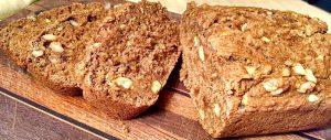 Amazing Vegan Zucchini Bread