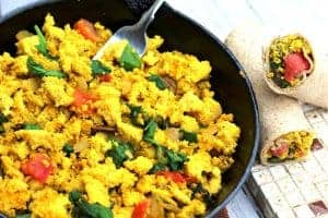 Amazing Tofu Scramble