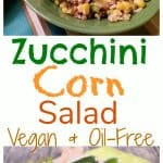 Rice Zucchini Corn Salad