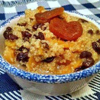 Fruited Quinoa