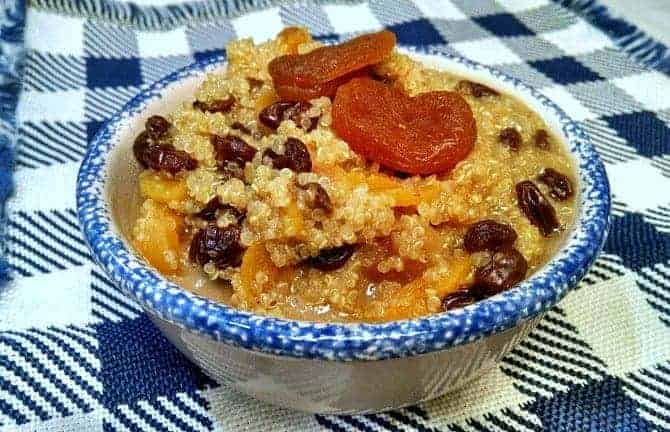 Fruited Quinoa