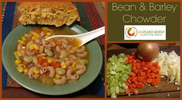 corn chowder recipe healthy