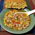 bean barley chowder