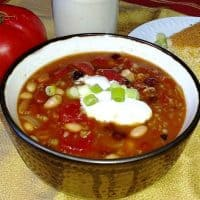 Hearty Mexican Soup