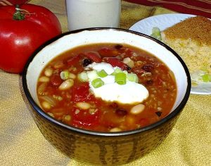 Bean Mix Soup