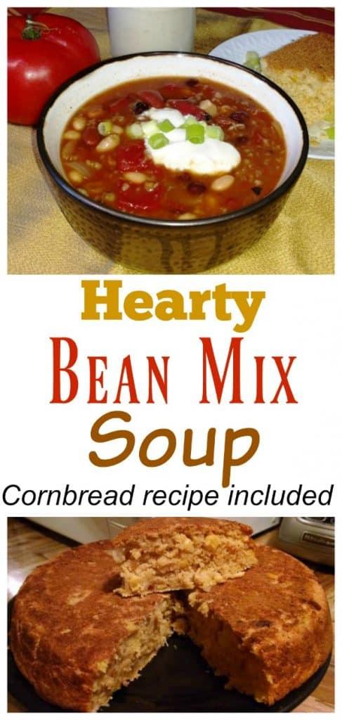 Bean Mix Soup