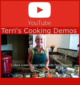 youtube terri edwards
