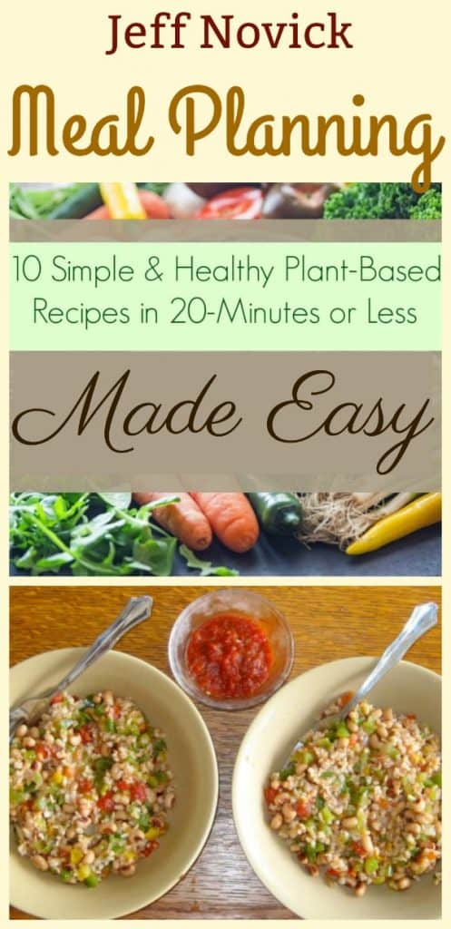 10 Simple Jeff Novick Recipes collage