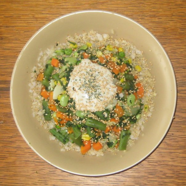 simple plant-based diet recipes. quinoa brown rice
