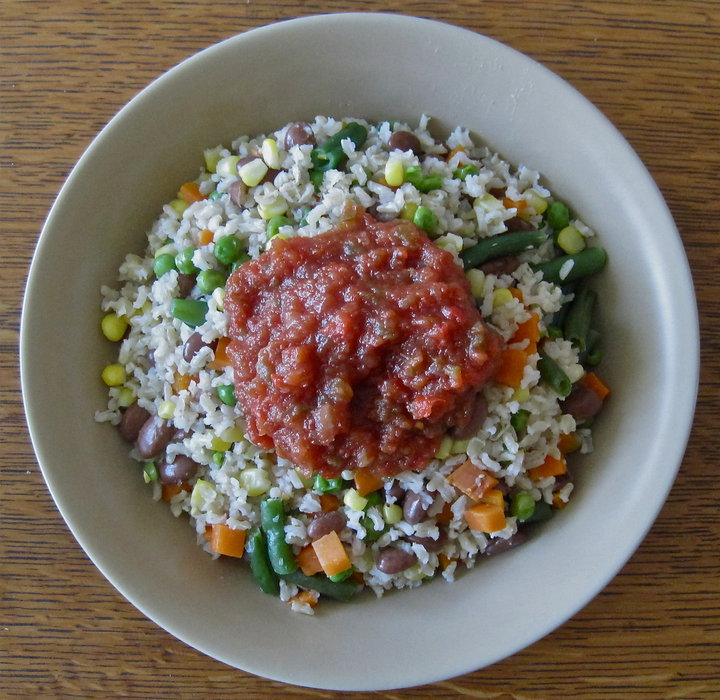 simple plant-based diet recipes simple lunch