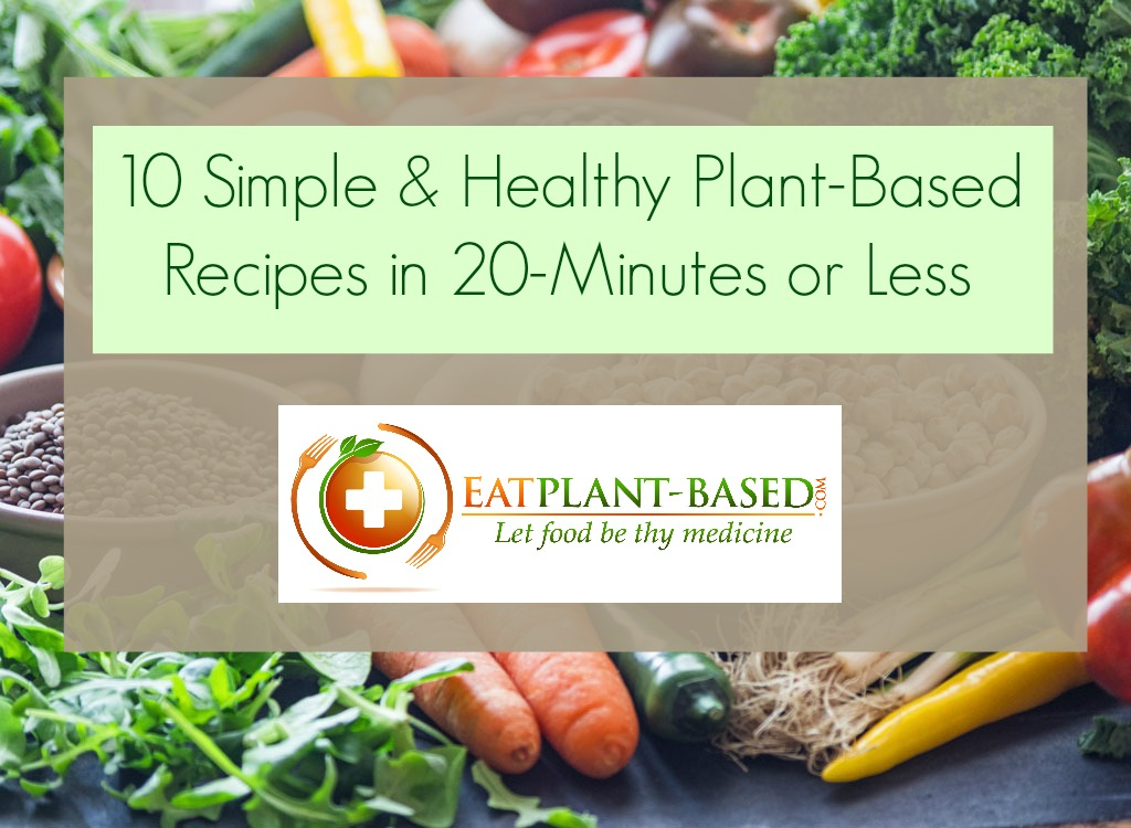 Switching To Plant Based Diet