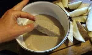 Vegan Air Fryer Recipes cooking batter